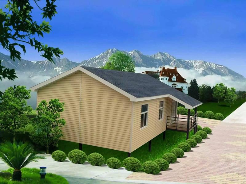 一层140平方轻钢别墅户型图