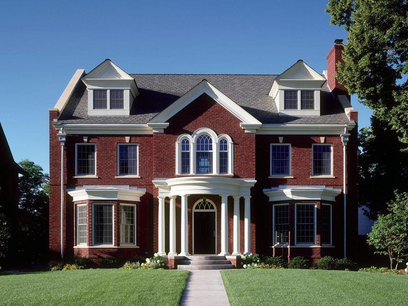 二层250平米轻钢别墅户型图