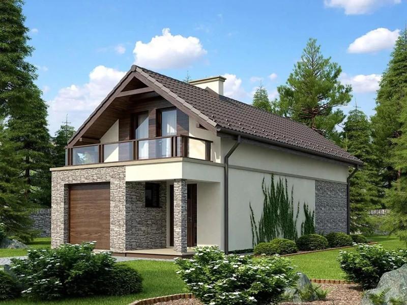 一层160平方轻钢别墅户型图